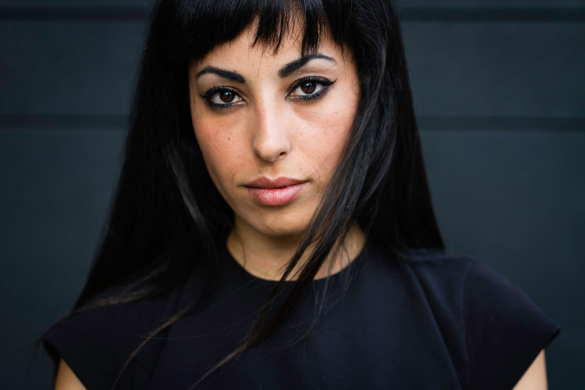 sexy arabian woman