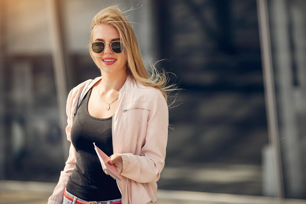 Eastern European girl