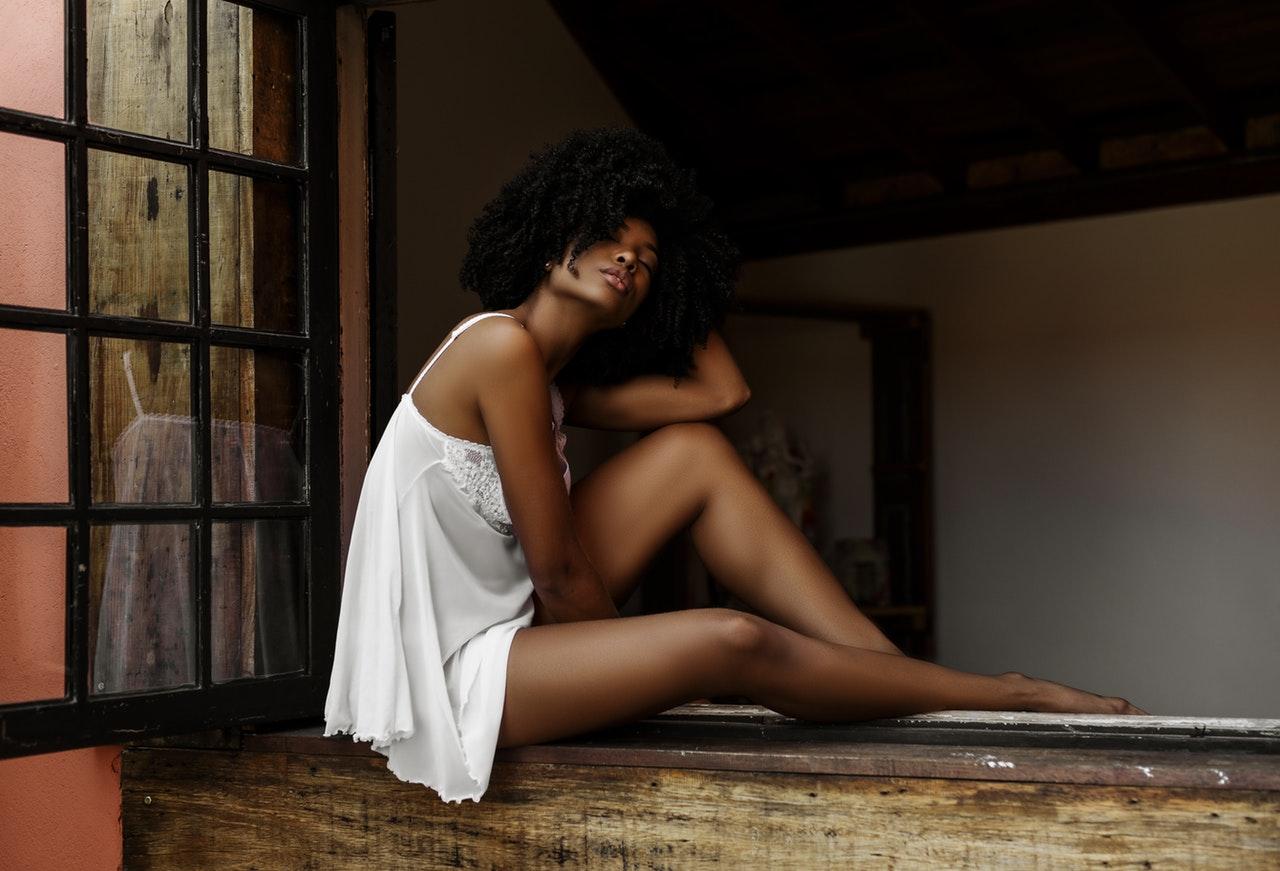 hot Ivorian girl